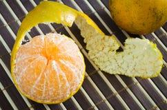 Плодоовощ мандарина Стоковое Изображение