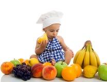 плодоовощ младенца Стоковые Изображения