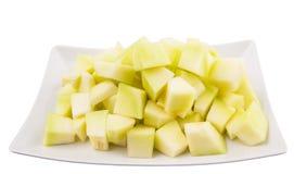Плодоовощ определенный размер укусом меда росы i Стоковая Фотография RF