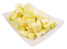 Плодоовощ определенный размер укусом меда росы III Стоковое Изображение RF