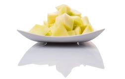 Плодоовощ определенный размер укусом меда росы IX Стоковая Фотография