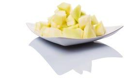 Плодоовощ определенный размер укусом меда росы VII Стоковое Фото
