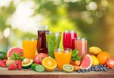 Плодоовощ, питье, виноградина Стоковые Фотографии RF