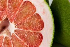 Плодоовощ помела Сиама рубиновый Стоковое Фото