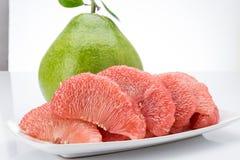 Плодоовощ помела Сиама рубиновый Стоковые Фото