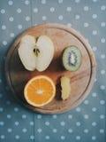 плодоовощ половинный Стоковые Фотографии RF