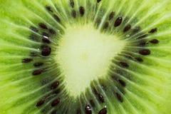 плодоовощ предпосылки близкий изолировал киви над поднимающей вверх белизной Стоковые Фотографии RF
