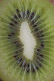 плодоовощ предпосылки близкий изолировал киви над поднимающей вверх белизной Стоковое Фото