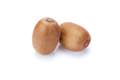 плодоовощ предпосылки изолировал белизну кивиа Стоковые Фотографии RF