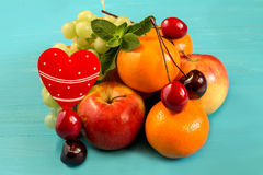 плодоовощ сочный Стоковые Изображения