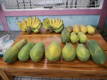 плодоовощ тайский Стоковое Изображение RF