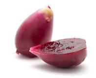 Плодоовощ шиповатой груши изолированный на белизне Стоковые Изображения