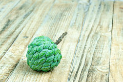 Плодоовощ яблока заварного крема Стоковая Фотография
