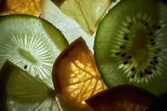 Плодоовощ backlight Стоковое Фото