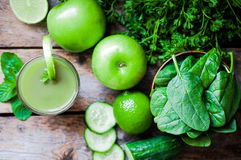 Плодоовощ cocktail Стоковое фото RF
