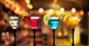 Плодоовощ cocktail Стоковая Фотография