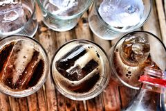 Плодоовощ cocktail Стоковая Фотография RF