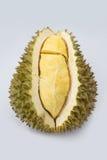 Плодоовощ Durain на белой предпосылке Стоковые Фото
