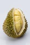 Плодоовощ Durain на белой предпосылке Стоковые Фотографии RF