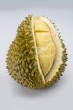 Плодоовощ Durain на белой предпосылке Стоковое фото RF