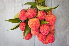 Плодоовощ Lychee Стоковое Изображение