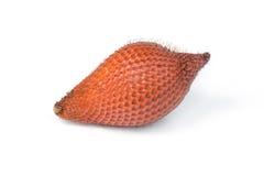 Плодоовощ Salak изолированный на белой предпосылке Стоковая Фотография RF