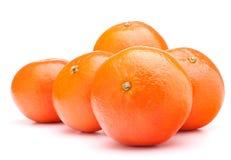 Плодоовощ Tangerine или мандарина Стоковые Изображения