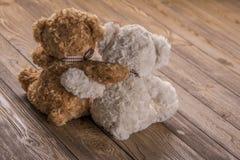Плюшевые медвежоата плюша Стоковая Фотография RF