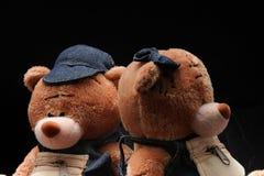 Плюшевые медвежоата Стоковые Фото