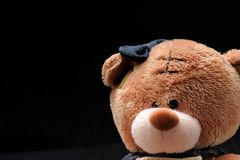 Плюшевые медвежоата Стоковые Фотографии RF