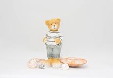 Плюшевый медвежонок игрушки Стоковая Фотография