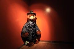 Плюшевый медвежонок Кореи стоковые фото