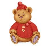 Плюшевый медвежонок плюша Стоковая Фотография RF