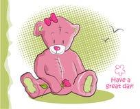 Плюшевый медвежонок Стоковая Фотография RF