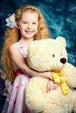 Плюшевый медвежонок Стоковые Фотографии RF