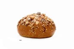 Плюшка и зерно стоковые фотографии rf