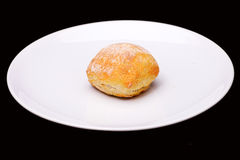 Плюшка сандвича Стоковые Фото