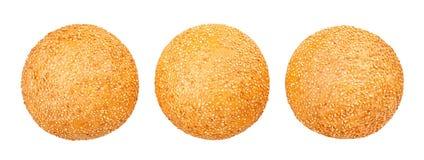 Плюшка сандвича Стоковая Фотография RF
