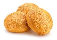 Плюшка сандвича Стоковые Фотографии RF