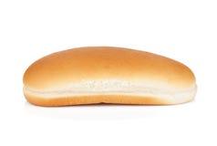 Плюшка хот-дога Стоковая Фотография