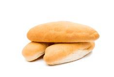 Плюшка хот-дога Стоковое Изображение RF