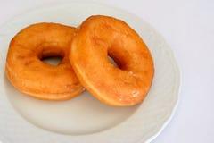 Плюшка для завтрака Стоковое Изображение RF
