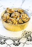 Плюшки кардамона Стоковая Фотография RF