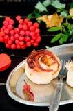 Плюшки обедающего пахты, Стоковые Изображения