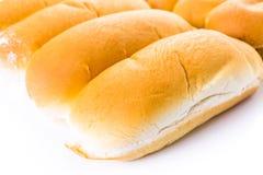 Плюшки хот-дога Стоковые Фотографии RF