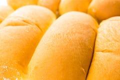 Плюшки хот-дога Стоковые Изображения RF