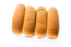 Плюшки хот-дога Стоковая Фотография RF