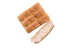 Плюшки хот-дога Стоковое Фото