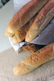 Плюшки для хот-дога Стоковое фото RF