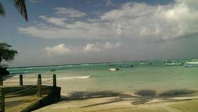 Пляжи Барбадос Стоковая Фотография RF